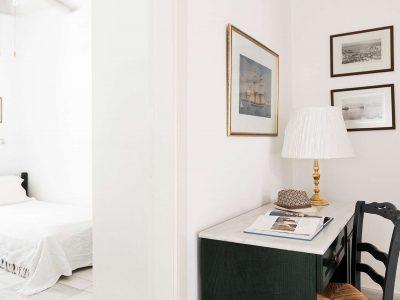 Villa Violet in Hydra Greece, bedroom 9, by Olive Villa Rentals
