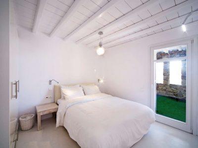 Villa Ariadne in Mykonos Greece, bedroom 3, by Olive Villa Rentals