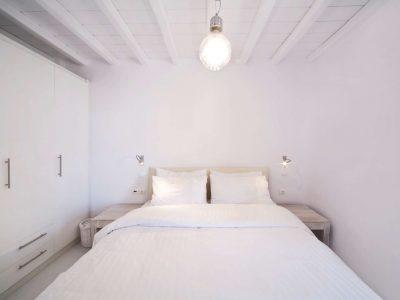 Villa Ariadne in Mykonos Greece, bedroom 4, by Olive Villa Rentals