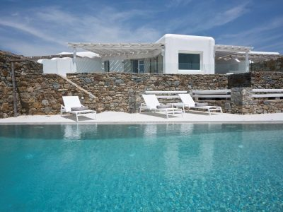 Villa Ariadne in Mykonos Greece, house, by Olive Villa Rentals