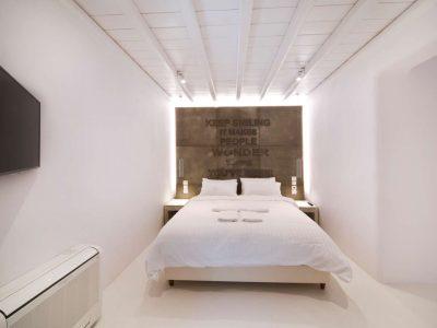 Villa Ariadne in Mykonos Greece, bedroom 7, by Olive Villa Rentals