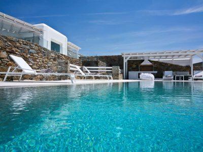 Villa Ariadne in Mykonos Greece, house 2, by Olive Villa Rentals