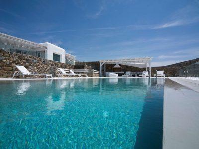 Villa Ariadne in Mykonos Greece, house 3, by Olive Villa Rentals