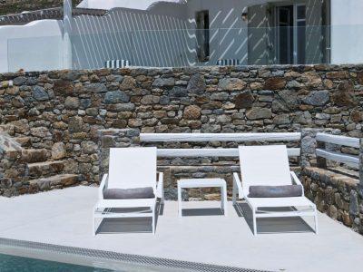 Villa Ariadne in Mykonos Greece, house 5, by Olive Villa Rentals