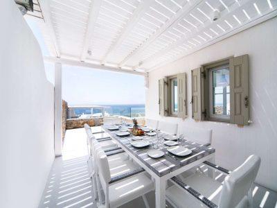 Villa Ariadne in Mykonos Greece, house 7, by Olive Villa Rentals