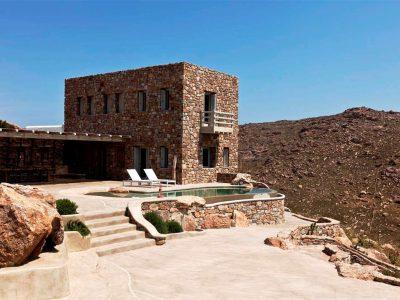 Villa Joy in Mykonos Greece, house, by Olive Villa Rentals