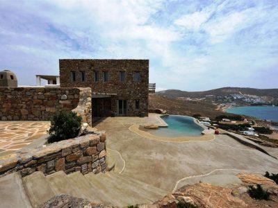 Villa Joy in Mykonos Greece, house 2, by Olive Villa Rentals