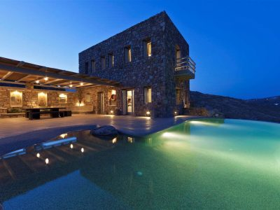 Villa Joy in Mykonos Greece, house 4, by Olive Villa Rentals