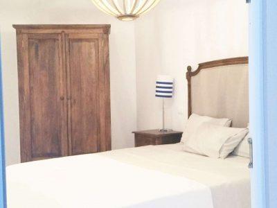 Villa Leirion in Mykonos Greece, bedroom 2, by Olive Villa Rentals