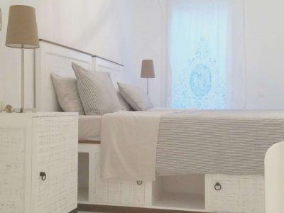 Villa Leirion in Mykonos Greece, bedroom 4, by Olive Villa Rentals
