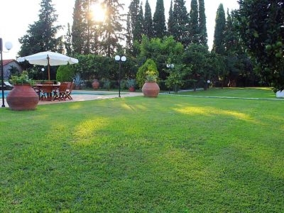 Villa Thetis in Pelion Greece, outdoors, by Olive Villa Rentals