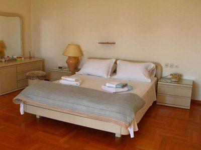 Villa Thetis in Pelion Greece, bedroom, by Olive Villa Rentals