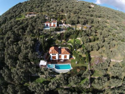 Villa Achilles in Pelion Greece, house, by Olive Villa Rentals