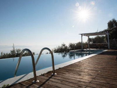 Villa Achilles in Pelion Greece, pool 3, by Olive Villa Rentals