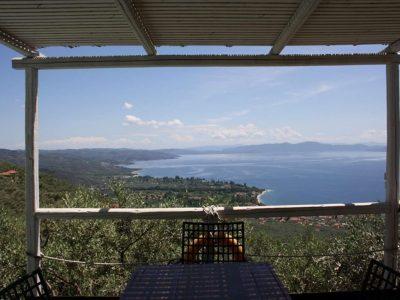 Villa Achilles in Pelion Greece, sea view, by Olive Villa Rentals