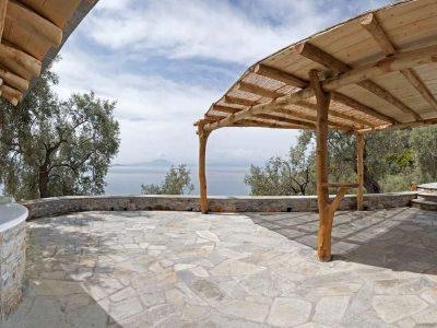 Villa Idyll in Pelion Greece, outside 3, by Olive Villa Rentals