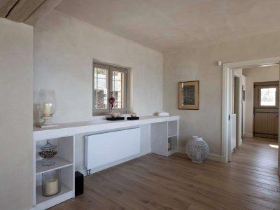 Villa Idyll in Pelion Greece, hallway, by Olive Villa Rentals