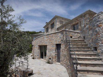 Villa Idyll in Pelion Greece, house 7, by Olive Villa Rentals