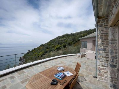 Villa Idyll in Pelion Greece, sea view, by Olive Villa Rentals