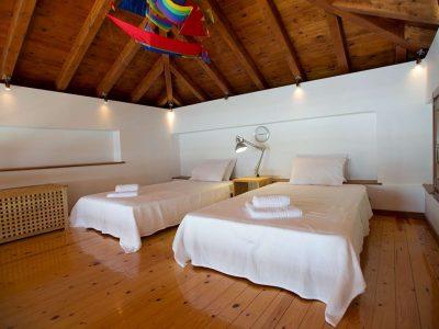 Villa Jason in Pelion Greece, bedroom 3, by Olive Villa Rentals
