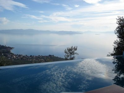 Villa Jason in Pelion Greece, sea view, by Olive Villa Rentals