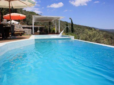 Villa Jason in Pelion Greece, pool 3, by Olive Villa Rentals