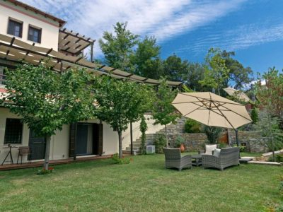 Milies House in Pelion Greece, house 2, by Olive Villa Rentals