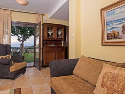 Milies House in Pelion Greece, living room 4, by Olive Villa Rentals