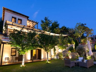 Milies House in Pelion Greece, house 3, by Olive Villa Rentals