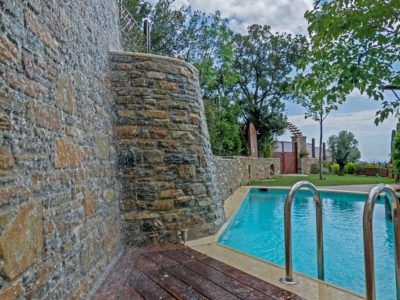 Milies House in Pelion Greece, pool 2, by Olive Villa Rentals
