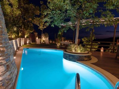 Milies House in Pelion Greece, pool 5, by Olive Villa Rentals
