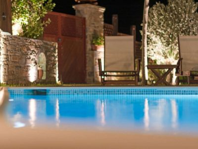 Milies House in Pelion Greece, pool 6, by Olive Villa Rentals