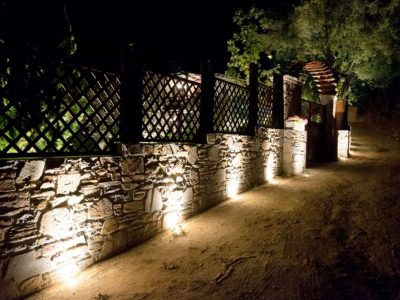 Milies House in Pelion Greece, entrance 3, by Olive Villa Rentals