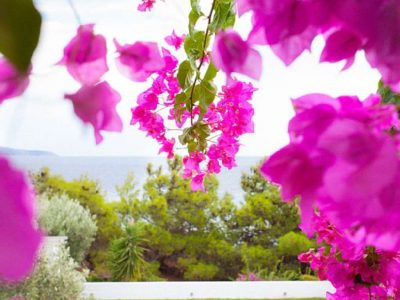 Villa Amy in Porto Heli Greece, pool 3, by Olive Villa Rentals