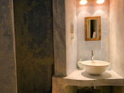 Villa Cybele in Skopelos Greece, bathroom 3, by Olive Villa Rentals