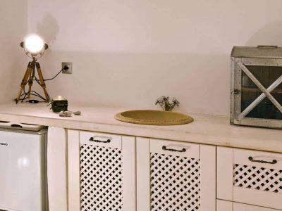 Villa Cybele in Skopelos Greece, bathroom 4, by Olive Villa Rentals