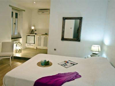 Villa Cybele in Skopelos Greece, bedroom 3, by Olive Villa Rentals