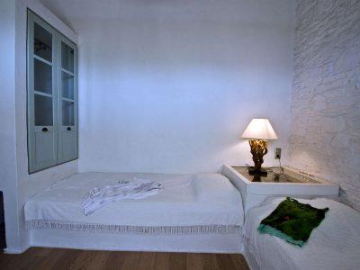 Villa Cybele in Skopelos Greece, bedroom 4, by Olive Villa Rentals