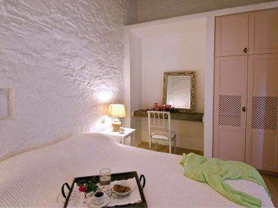 Villa Cybele in Skopelos Greece, bedroom 8, by Olive Villa Rentals