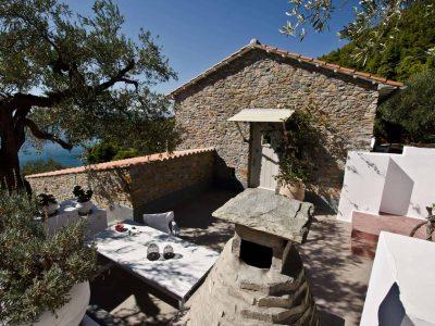 Villa Cybele in Skopelos Greece, house 3, by Olive Villa Rentals
