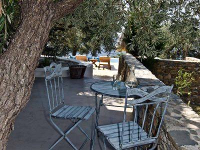 Pool Villa Selene in Skopelos Greece, outside , by Olive Villa Rentals