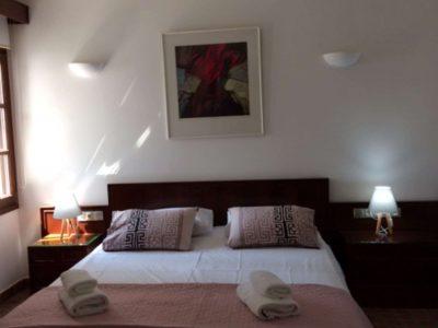 Villa Camelia in Spetses Greece, bedroom, by Olive Villa Rentals
