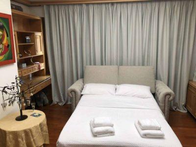 Villa Camelia in Spetses Greece, bedroom 2, by Olive Villa Rentals