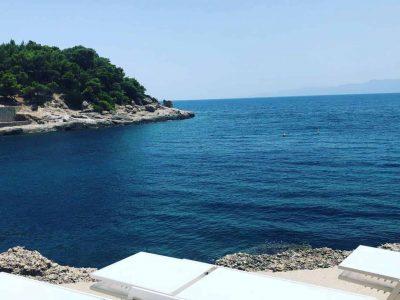 Villa Camelia in Spetses Greece, beach 3, by Olive Villa Rentals