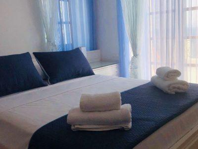 Villa Camelia in Spetses Greece, bedroom 4, by Olive Villa Rentals