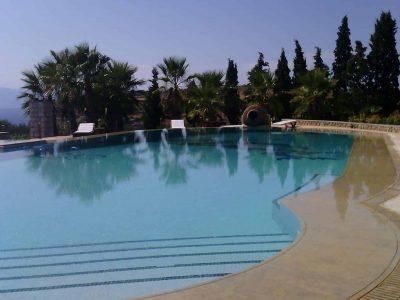 Villa Camelia in Spetses Greece, pool 3, by Olive Villa Rentals