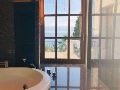 Villa Camelia in Spetses Greece, bathroom 5, by Olive Villa Rentals