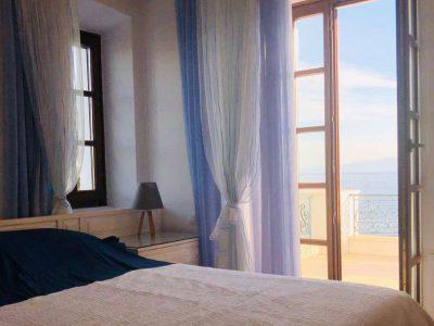 Villa Camelia in Spetses Greece, bedroom 5, by Olive Villa Rentals