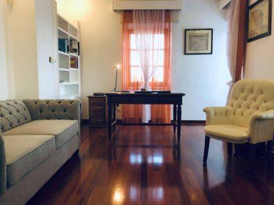 Villa Camelia in Spetses Greece, living room 5, by Olive Villa Rentals