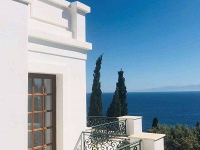 Villa Camelia in Spetses Greece, house 4, by Olive Villa Rentals